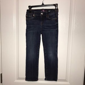 7 for all Mankind girls jeans size 5